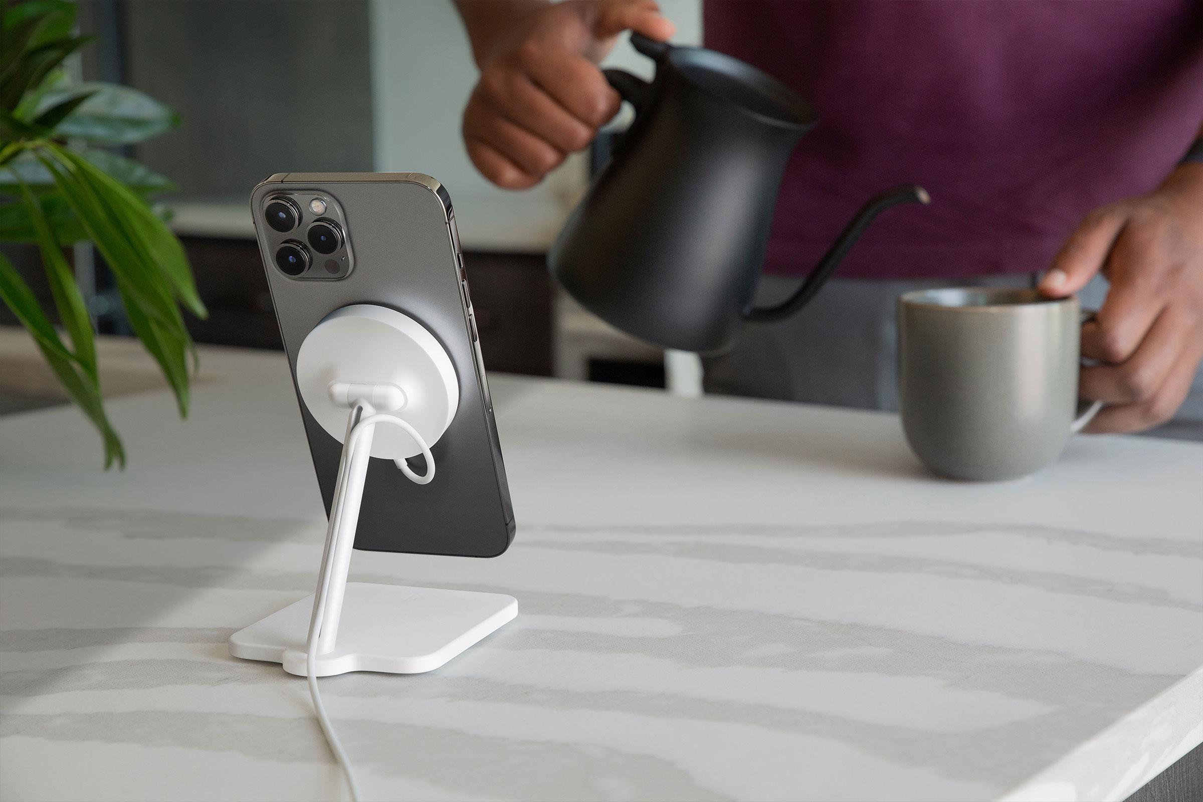 キッチンやオフィスでも使えるスタイリッシュなデザイン