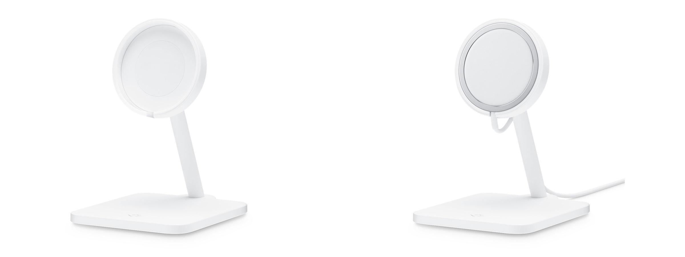 Apple製MagSafe充電器(別売り)に対応
